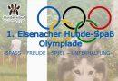 Hunde-Spaß-Olympiade